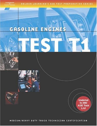 Gasoline Engines Test T1  3rd 2004 9781401820305 Front Cover