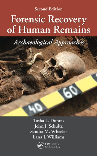 Forensic Recovery of Human Remains  2nd 2011 (Revised) edition cover