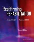 Reaffirming Rehabilitation  2nd 2012 (Revised) edition cover
