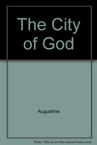 The City of God:   2012 edition cover