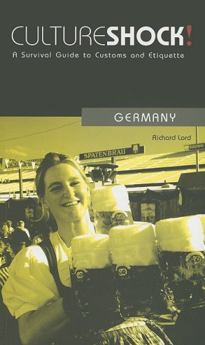 Culture Shock! Germany A Survival Guide to Customs and Etiquette  2006 (Revised) edition cover