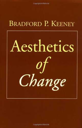 Aesthetics of Change   1983 edition cover