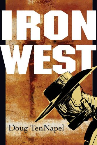 Iron West  N/A edition cover