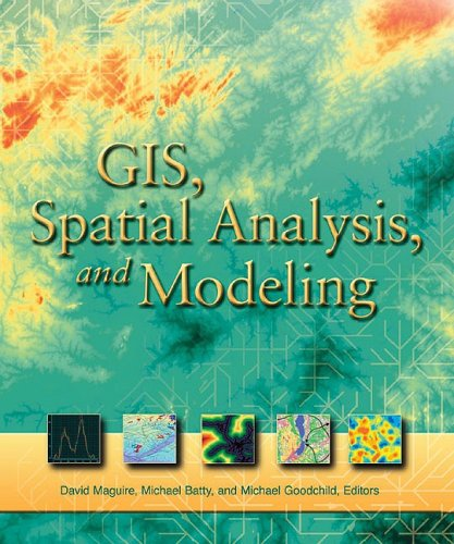 GIS, Spatial Analysis, and Modeling   2005 edition cover