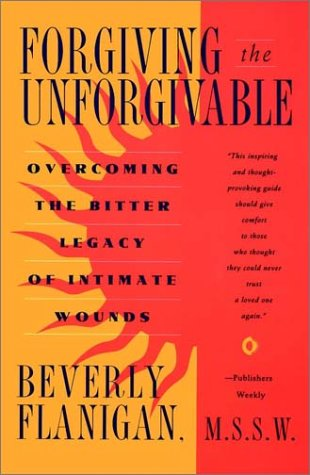 Forgiving the Unforgivable  1994 9780020322306 Front Cover