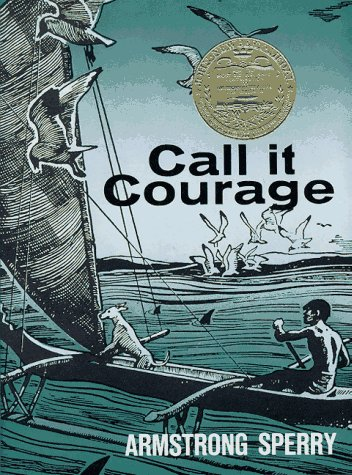 Call It Courage   1968 9780027860306 Front Cover