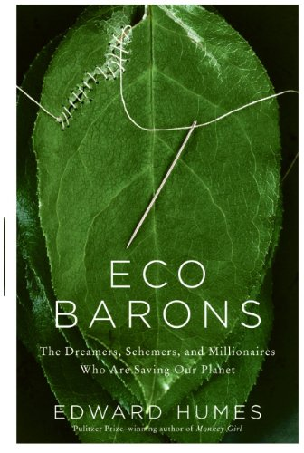 Eco Barons The New Heroes of Environmental Activism N/A 9780061350306 Front Cover