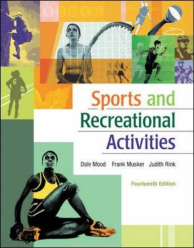 Sports and Recreational Activities  14th 2007 (Revised) edition cover