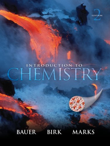 Introduction to Chemistry  2nd 2010 edition cover