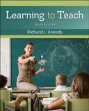 Learning to Teach  10th 2015 9780078110306 Front Cover