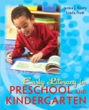 Early Literacy in Preschool and Kindergarten A Multicultural Perspective 4th 2015 edition cover