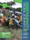 Emergency Medical Responder: First on Scene  2015 edition cover