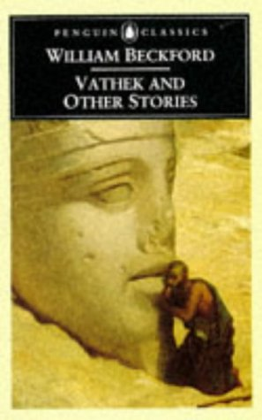 Vathek and Other Stories A William Beckford Reader N/A edition cover