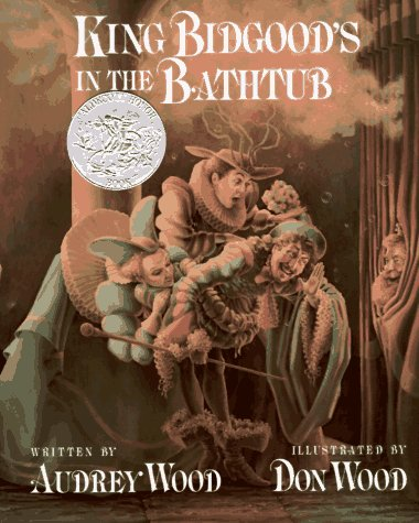 King Bidgood's in the Bathtub   1985 9780152427306 Front Cover