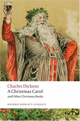 Christmas Carol and Other Christmas Books  2nd 2008 edition cover
