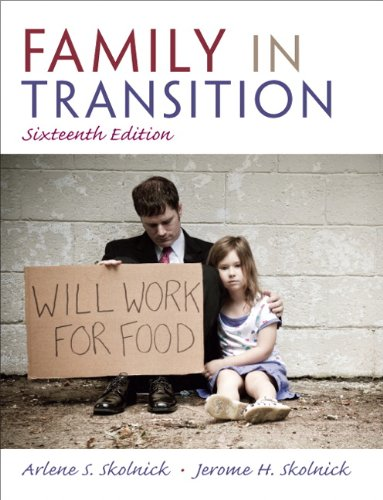 Family in Transition  16th 2011 edition cover