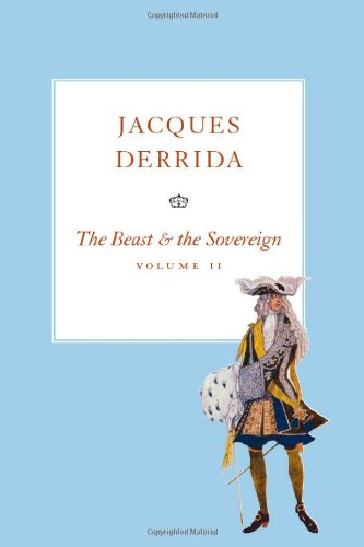 Beast and the Sovereign, Volume II   2011 edition cover