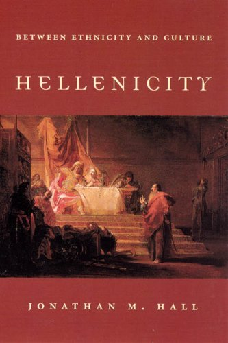 Hellenicity Between Ethnicity and Culture  2005 edition cover