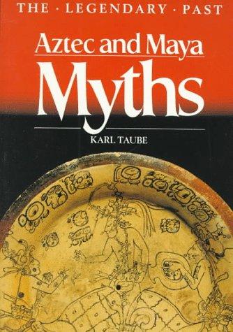 Aztec and Maya Myths   1993 edition cover