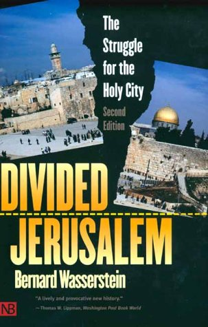 Divided Jerusalem The Struggle for the Holy City 2nd 2002 9780300097306 Front Cover