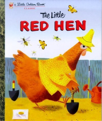 Little Red Hen   2001 9780307960306 Front Cover