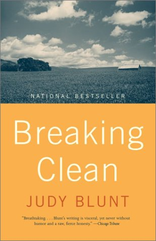 Breaking Clean   2002 edition cover