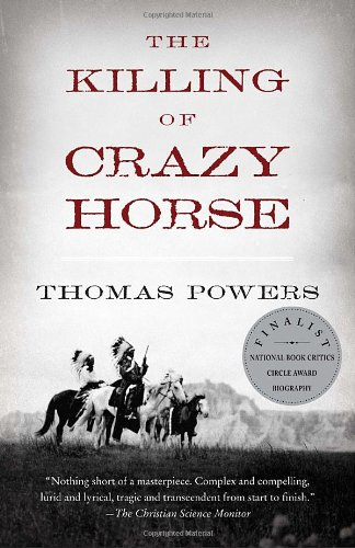 Killing of Crazy Horse  N/A edition cover