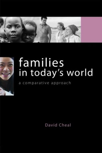 Families in Today's World A Comparative Approach  2008 edition cover