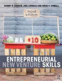 Entrepreneurial New Venture Skills, 3e  3rd (Revised) edition cover