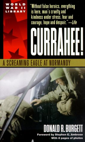 Currahee! A Screaming Eagle at Normandy  1967 edition cover