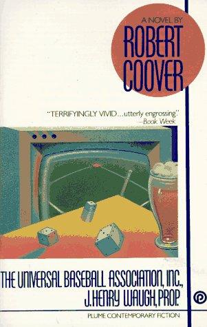Universal Baseball Association, Inc, J Henry Waugh, Prop.  N/A edition cover