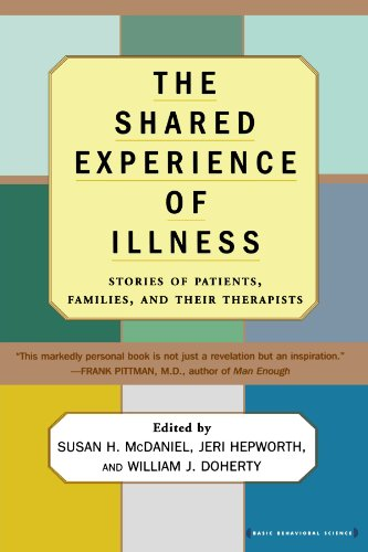 Shared Experience of Illness Stories of Patients, Families, and Their Therapists  2003 edition cover