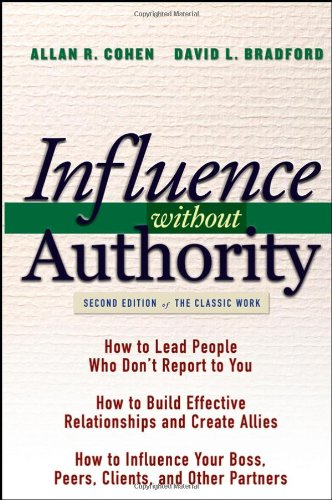 Influence Without Authority  2nd 2005 (Revised) edition cover