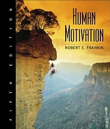 Human Motivation  5th 2002 (Revised) edition cover