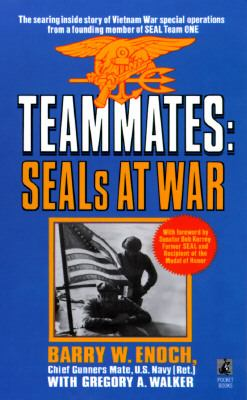 Teammates N/A 9780671568306 Front Cover