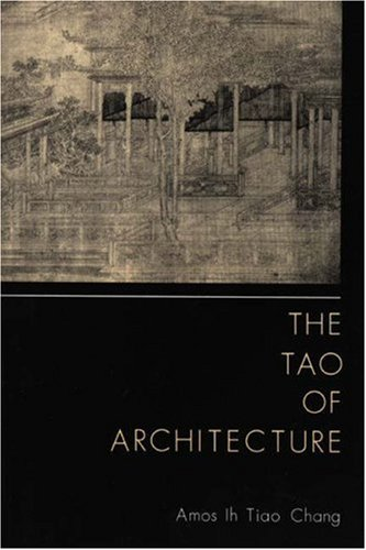 Tao of Architecture   1981 edition cover