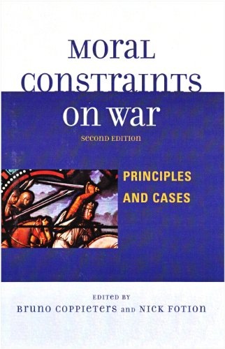 Moral Constraints on War Principles and Cases 2nd 2008 (Revised) edition cover