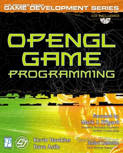OpenGL Game Programming   2002 edition cover