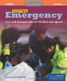 Aemt Advanced Emergency Care and Transportation of the Sick and Injured 2nd 2012 (Revised) 9780763779306 Front Cover