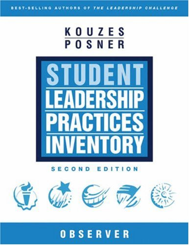 Student Leadership Practices Inventory Observer 2nd 2006 (Revised) 9780787980306 Front Cover