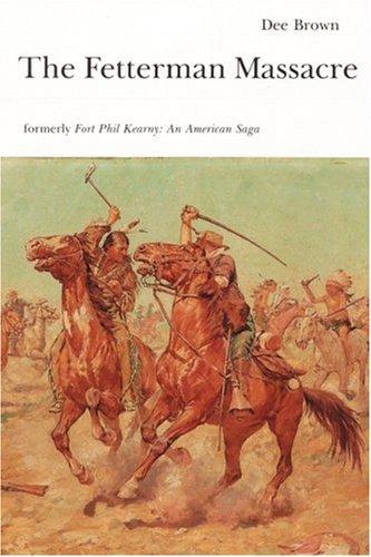 Fetterman Massacre  Reprint edition cover
