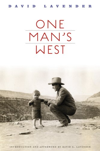 One Man's West  2nd 2007 edition cover