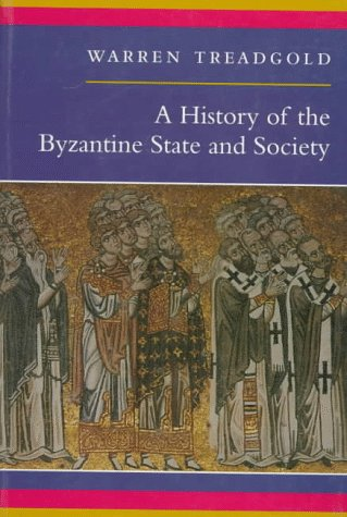 History of the Byzantine State and Society   1997 edition cover