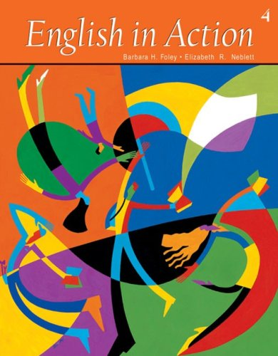 English in Action L4   2003 (Student Manual, Study Guide, etc.) edition cover