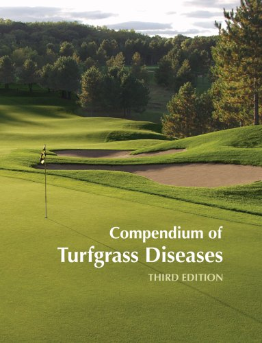 Compendium of Turfgrass Diseases  3rd 2005 (Revised) edition cover