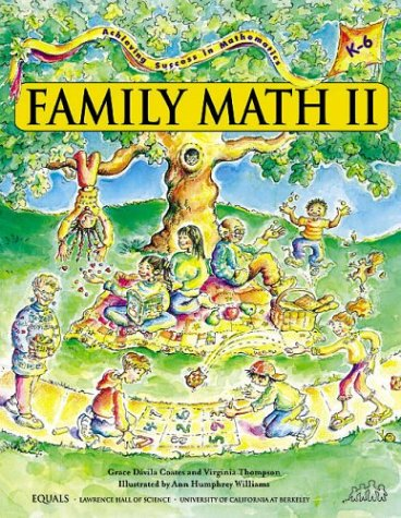 Family Math II : Achieving Success in Mathematics 1st 2003 edition cover