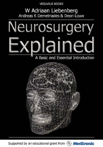 Neurosurgery Explained A Basic and Essential Introduction N/A 9780954881306 Front Cover