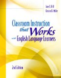 Classroom Instruction That Works with English Language Learners, 2nd Edition  2nd 2013 (Revised) edition cover
