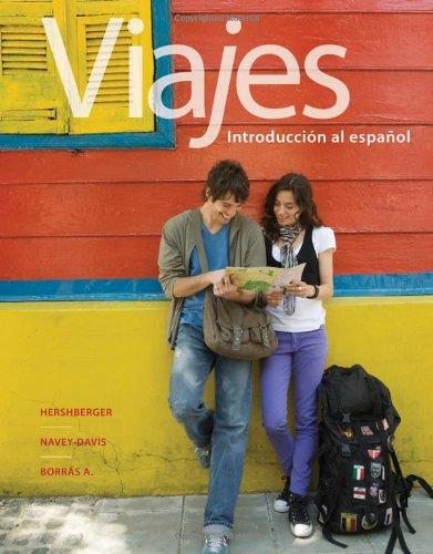 Viajes Introducci�n al Espa�ol  2011 (Brief Edition) edition cover