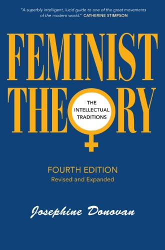 Feminist Theory The Intellectual Traditions 3rd 2012 edition cover